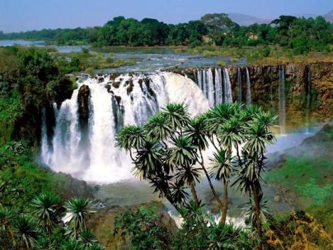 Nilo azul- Etiopía