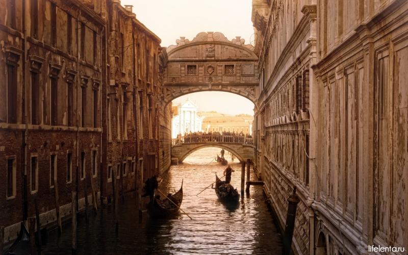 El Puente De Los Suspiros Il Ponte Dei Sospiri Leyenda Italiana Cuentos Del Mundo