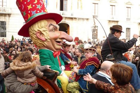 Pasacalles en Tarragona el 31 de Diciembre por calafellvalo (CC BY-NC-ND 2.0)