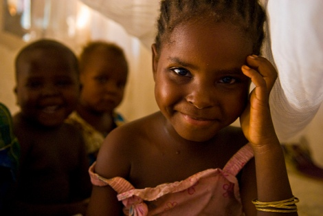 Portrait of children. Arne Hoel / World Bank (CC BY-NC-ND 2.0)