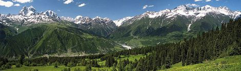 Svaneti region, Georgian Republic. Polscience at en.wikipedia.